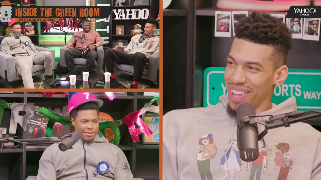 Kyle Lowry joins Inside the Green Room for his birthday