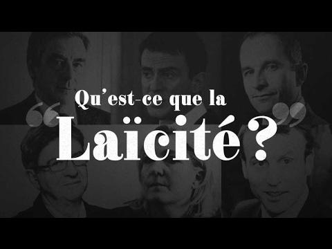 De Le Pen à Mélenchon, les multiples sens du mot laïcité