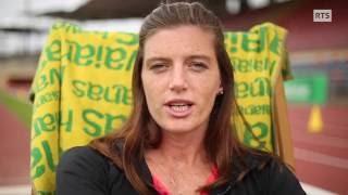 Le parcours du cafetier carioca (4/4): Lea Sprunger (athlétisme/400m. haies)