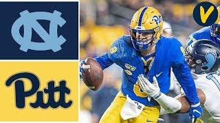 North Carolina vs Pitt Highlights   Week 12   College Football   2019