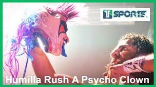 Download Lagu Psycho Clown, Pagano y Puma King vs Rush, Bestia del Ring y Taurus - EMW / AAA mp3