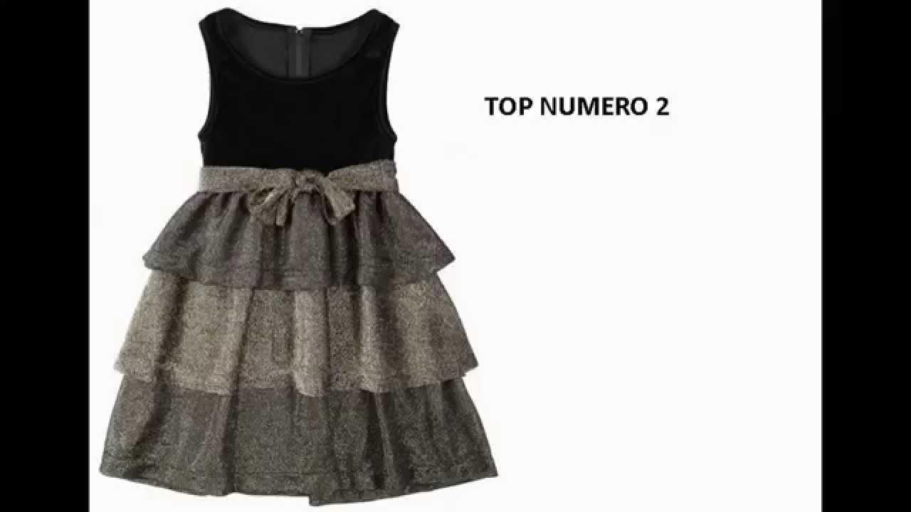 top 10 de vestidos para niñas - YouTube