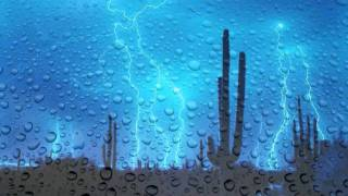 Repeat youtube video 75 minutes of thunder and rain - relaxing noise for your ears