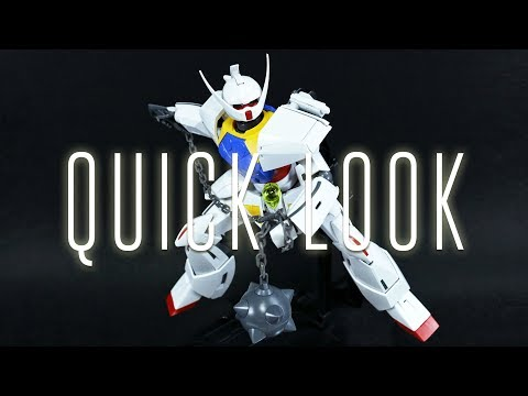 1273 - MG Turn A Gundam (Quick Look)