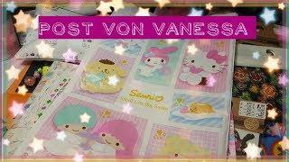 Ü-Post von der lieben Vanessa ♥