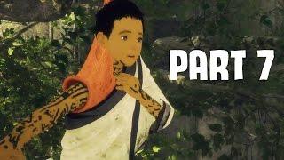 The Last Guardian Gameplay Part 7 - The Last Guardian Walkthrough Part 7 (PS4 PRO)