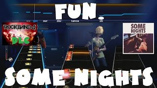 *NEW* Fun. - Some Nights - Rock Band 4 DLC Expert Full Band (January 12th, 2017)