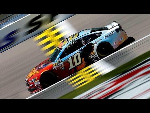 Hot Lap: Take a ride around Kansas Speedway
