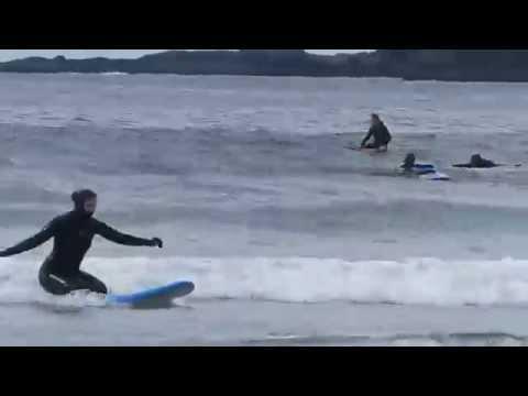 Surfing Catherine