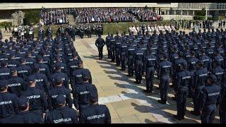 25.3.2017. -Свечаност поводом пријема 404 нова полицијска службеника