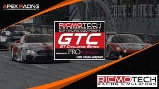 Ricmotech GT Challenge | Round 2 at Circuit Zolder