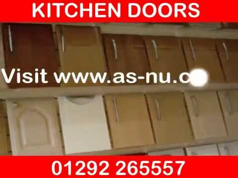 Laminate Kitchen Doors and Laminate Door Designs - YouTube