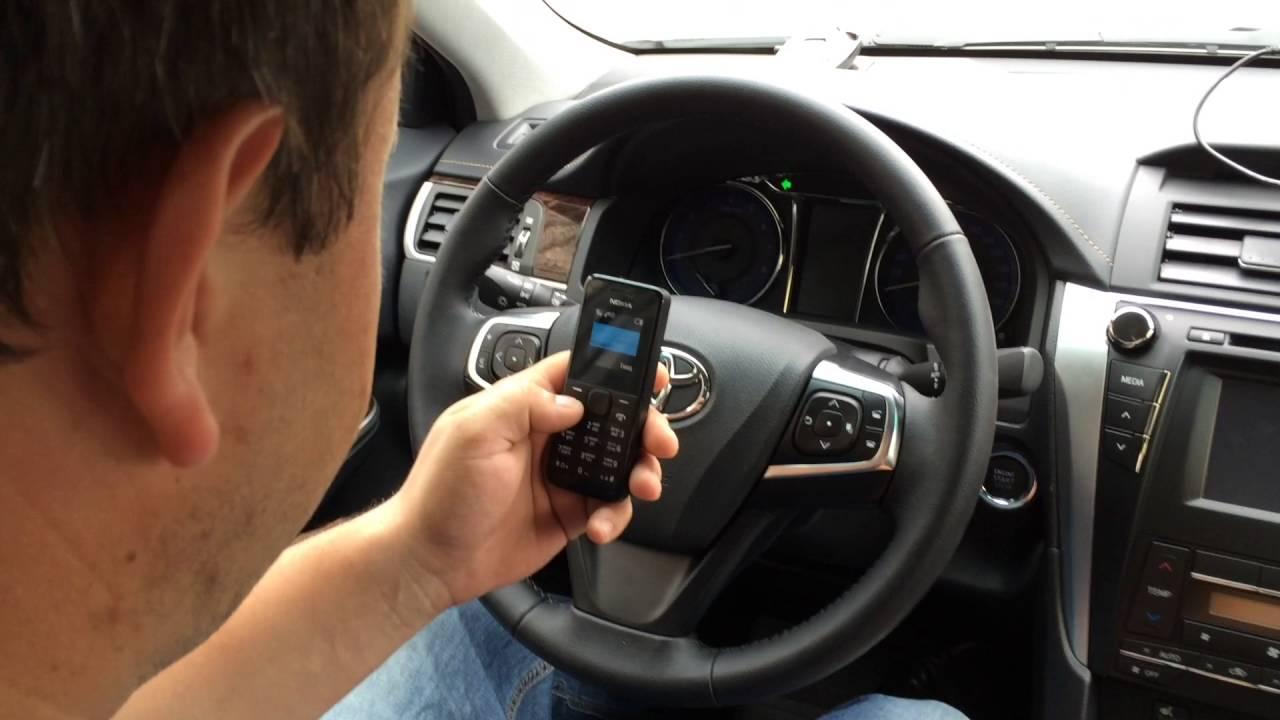 Защита от угона Toyota Camry: Pandora DXL-3910