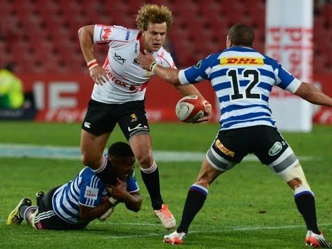 Golden Lions vs Western Province Currie Cup Final 2015