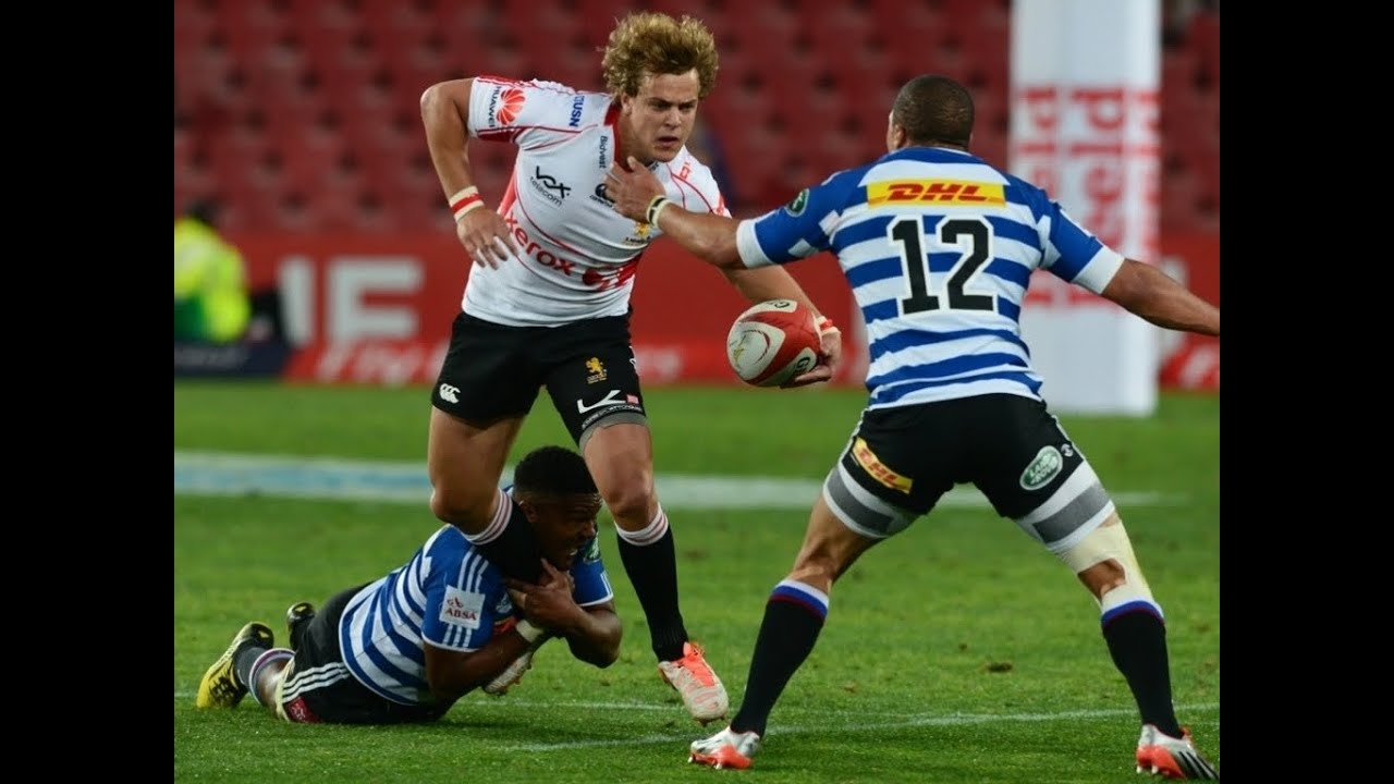 Golden Lions Vs Western Province Currie Cup Final 2015 Youtube
