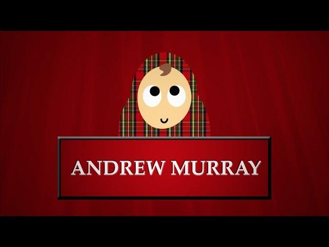 Andrew Murray – Baba Brinkman Music Video