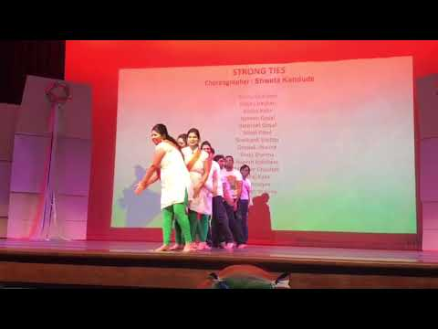 Jai Ho Dance - Strong Ties Group - Republic Day Dance