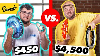 Download $450 Brakes vs $4,500 Brakes   HiLow Mp3 and Videos