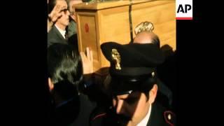 Synd 16 11 74 Funeral Of Director Vittorio De Sica In Rome