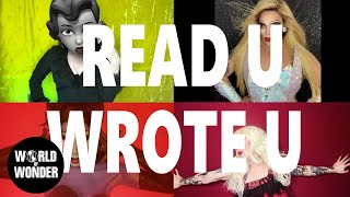 Read U Wrote U (2020 Quarantine Edition)