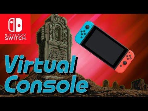 Nintendo Announces: Switch Virtual Console DEAD!