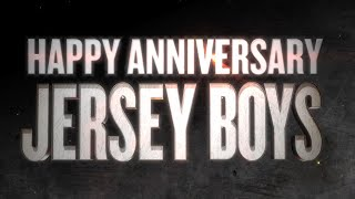 10 of our favorite lines from JERSEY BOYS to Celebrate 10 years on Broadway!