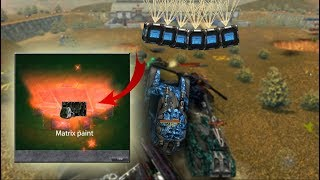 Tanki Online - Black Gold Box Montage + Containers / New PC