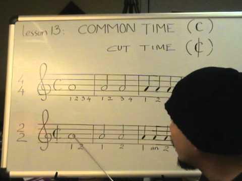 Nhạc lý căn bản bài 13.