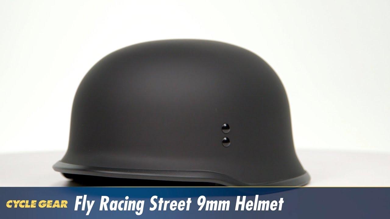 Fly Racing Street 9mm Helmet at CycleGear com