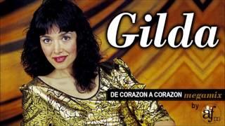 Baixar Gilda, 20º Aniversario: DE CORAZON A CORAZON MEGAMIX by AF DG