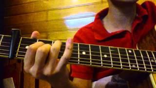 Tôi là ai trong em ( guitarcover)