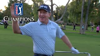 Top 10 shots of the Decade on PGA TOUR Champions