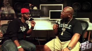 Bryan-Michael Cox Gives Inspirational Advice; Teddy Riley; Quincy Jones