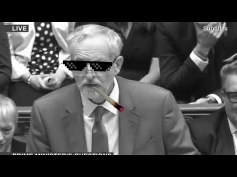 P1 - Jeremy Corbyn Most Memorable Moments **THUG LIFE ALERT**