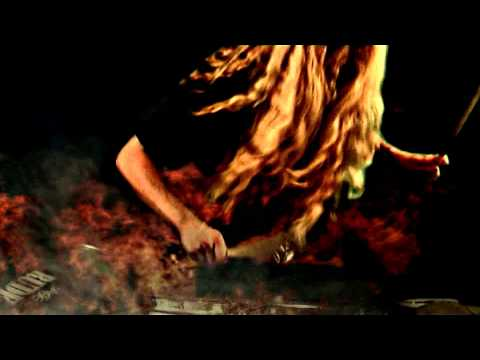 """TRIDENT  """" Jaws of Satan  """" Official Promotional Video HD 2010. Directed by BLACKSHADOWS films"""