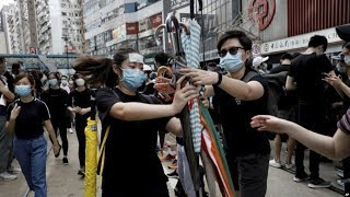 【金钟:民主诉求不被满足,香港局势将成周期性危机】7/30 #时事大家谈 #精彩点评