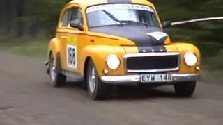 South Swedish Rally 2004