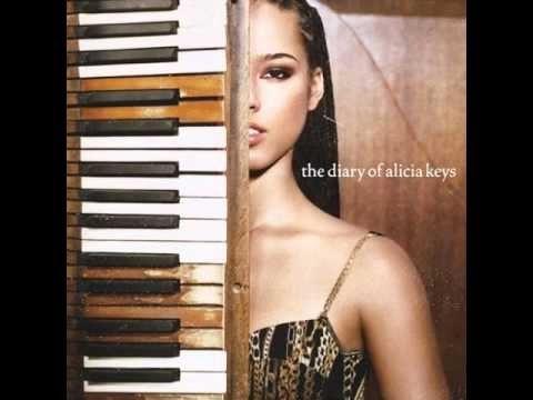 Alicia Keys   Diary Piano