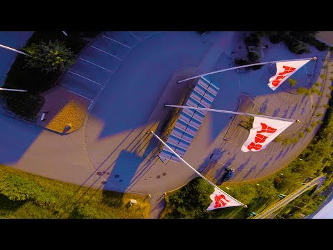 Pole Dancing // Urban Drone Freestyle // Shrike Style
