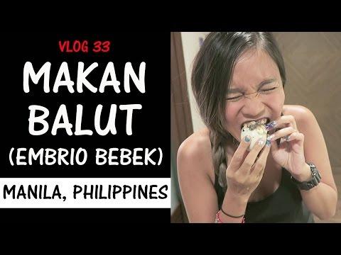 VLOG 33: MAKAN EMBRIO BEBEK DI MANILA PHILIPPINES !