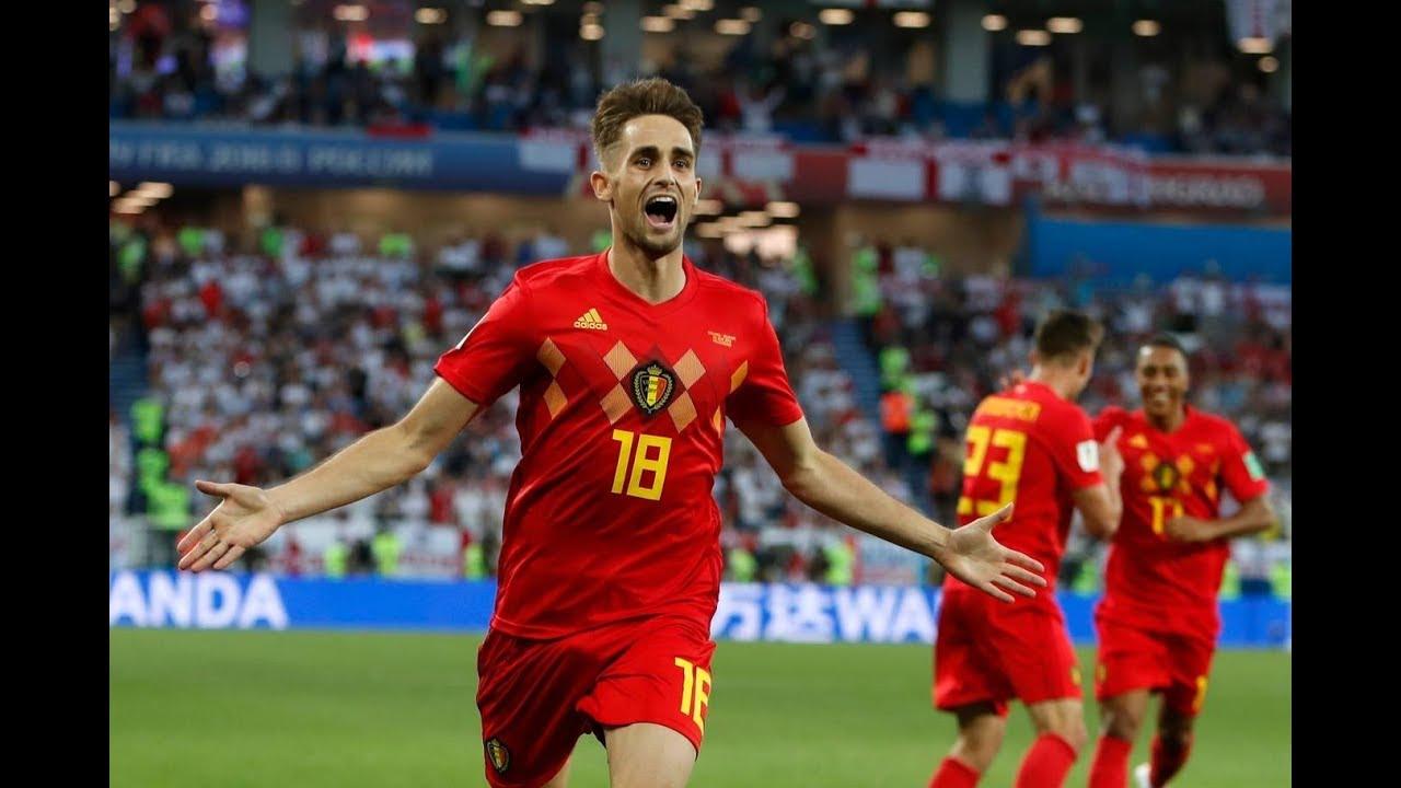 Cuplikan Gol Inggris Vs Belgia 0-1 | Piala Dunia 2018 ...