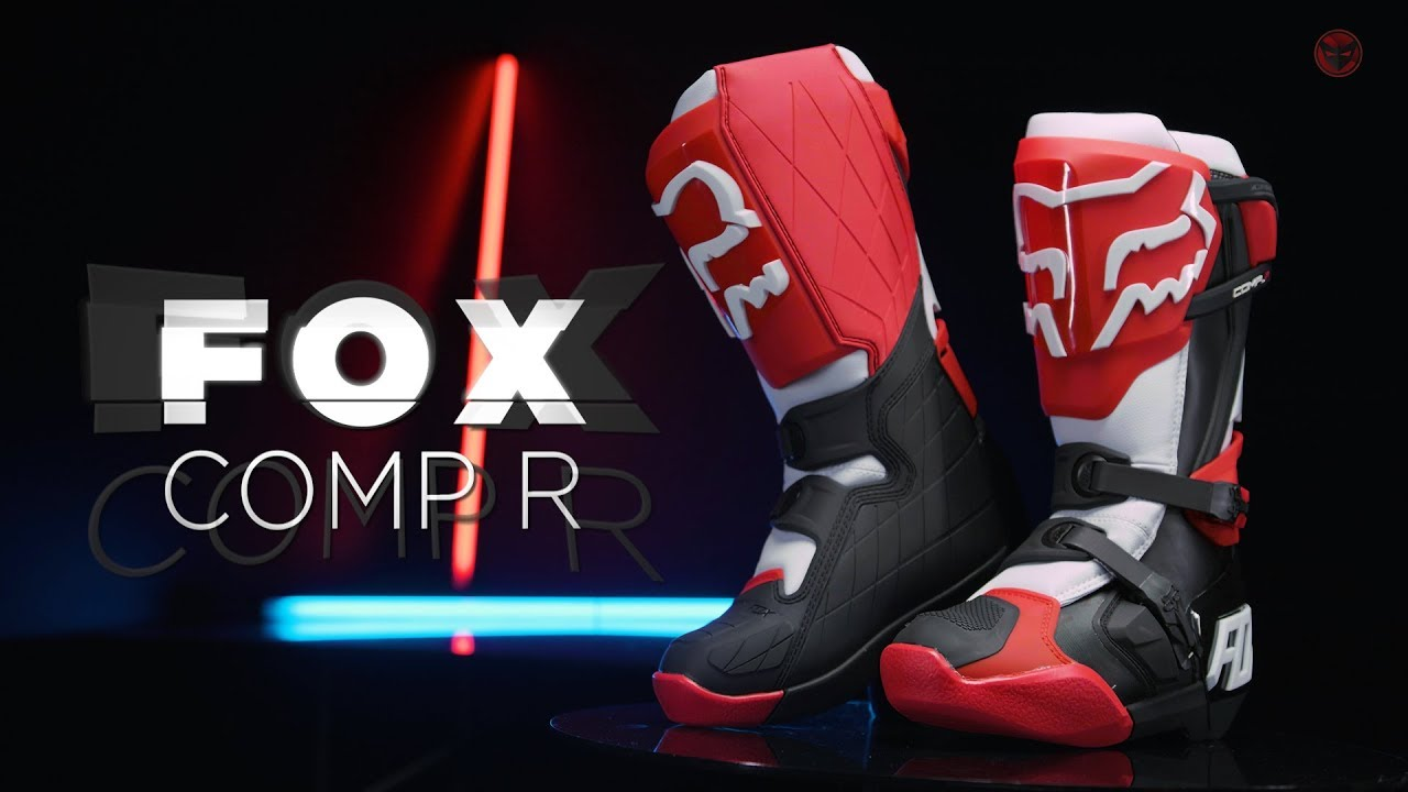 FOX Comp R MX Boots