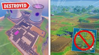 Destroying the ENTIRE Fortnite map.. (Chapter 2)