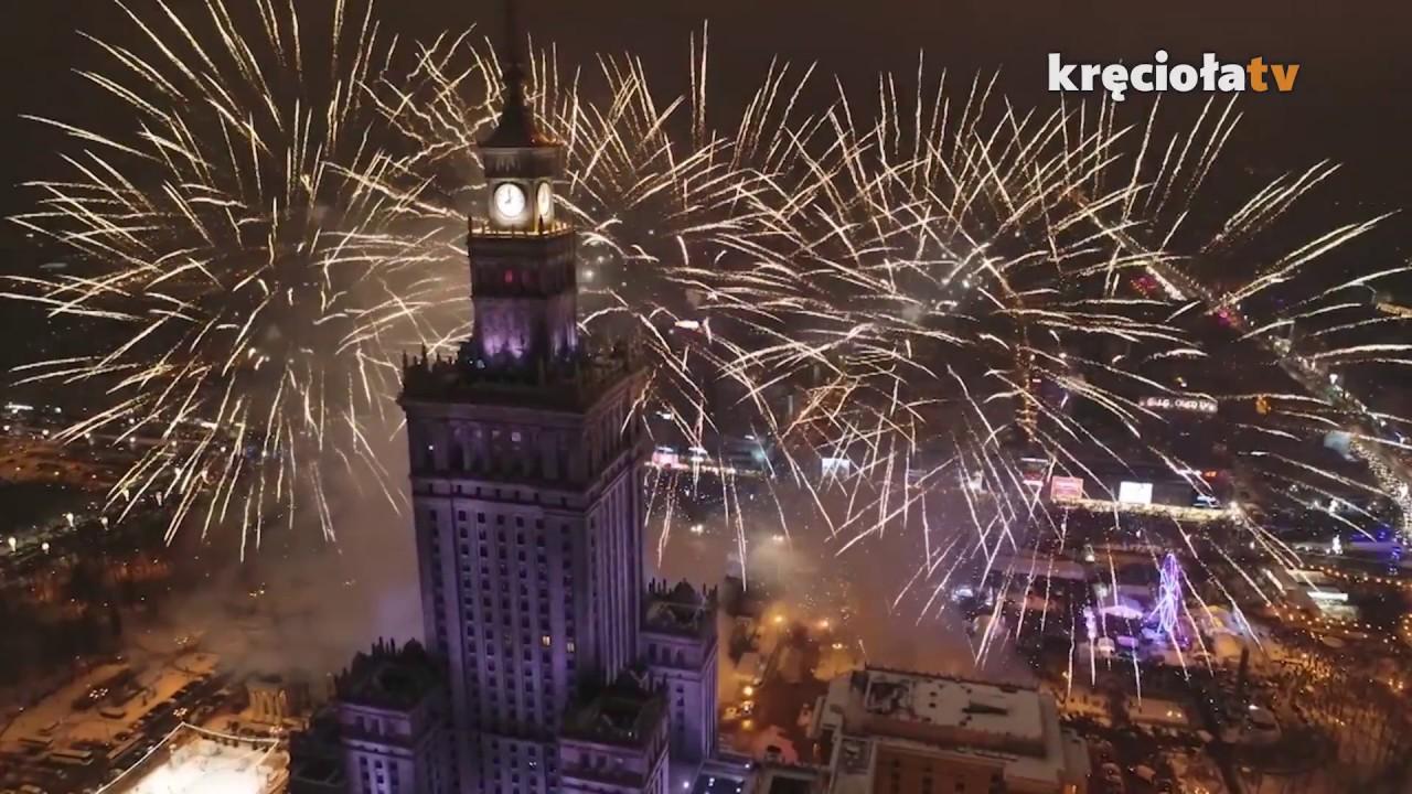 Zobacz koncert WOŚP w Warszawie – na żywo!
