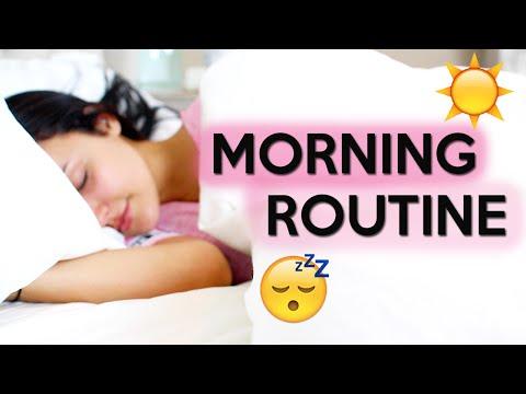 Summer Morning Routine 2015 | Skincare, Food, \u0026 Makeup ♡