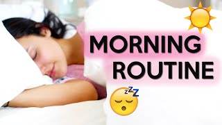 Summer Morning Routine 2015 | Skincare, Food, & Makeup ♡