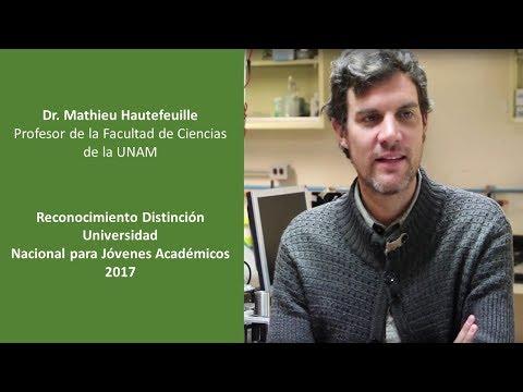 Entrevista con el Dr. Mathieu Hautefeuille