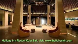 Holiday Inn Resort Baruna Bali, 4 Star Hotel On The Beach Front in Kuta