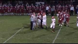 10/17/14 High School Football - Cherokee at Lenape