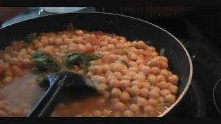 How To Make Chana Masala, Indian Chickpeas Recipe (garbanzo Beans)